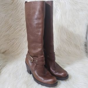 Ariat Leather Riding Boots Size 9.5